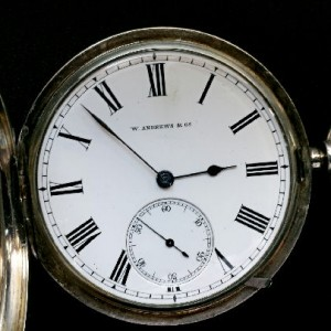 GH 056 -25 - W.Andrews & Co Derry - Swiss Pivoted Detent Chronometer