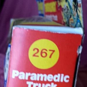 Jul 215 - Dinky 267 Paramedic Truck (2)