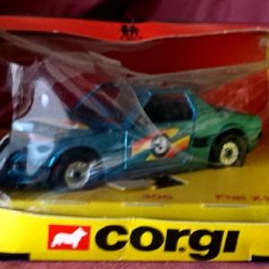 Jul - 38 . Corgi 306 . Fiat x1-9