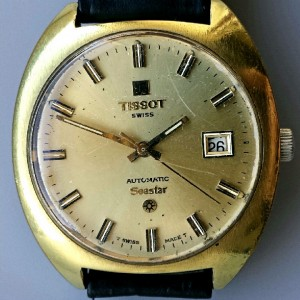 L597.1 - Tissot Seastar Auto Date - Eta Cal 2481 mvmt . (10)