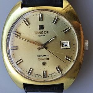 L597.1 - Tissot Seastar Auto Date - Eta Cal 2481 mvmt . (12)