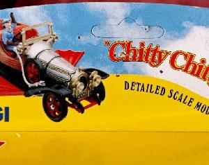 W561-21 . Corgi 05301 - Chitty Chitty Bang Bang (1)