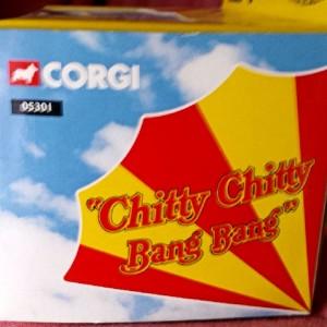 W561-21 . Corgi 05301 - Chitty Chitty Bang Bang (3)