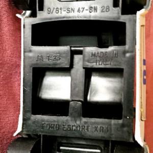 W779 - 36.57 . Polistil 47.28 Ford Escort XR3 (6)