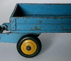 012 - 100 Dinky 105c 4 Wheel Hand Cart (2)