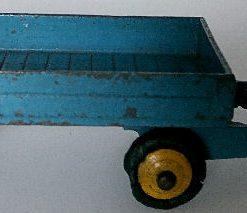 012 - 100 Dinky 105c 4 Wheel Hand Cart