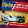 201 - 5 . Dinky 223 Mc Claren