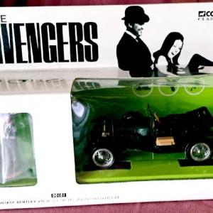 201- 94 . Corgi 101 - Avengers Steeds Bentley