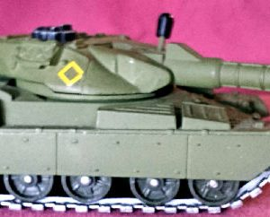 Jul - 216 Dinky 651 Centurian Tank (2)