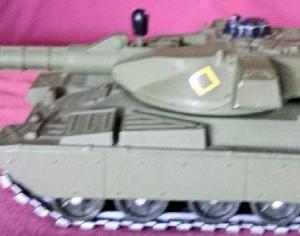 Jul - 216 Dinky 651 Centurian Tank