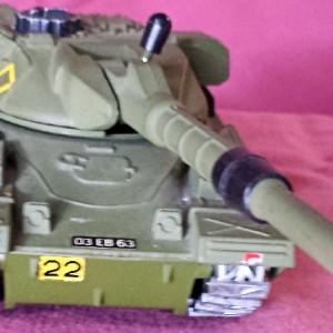 Jul - 216 Dinky 651 Centurian Tank (4)