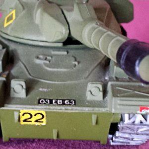 Jul - 216 Dinky 651 Centurian Tank (5)