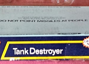 Jul - 216 Dinky 651 Centurian Tank (6)