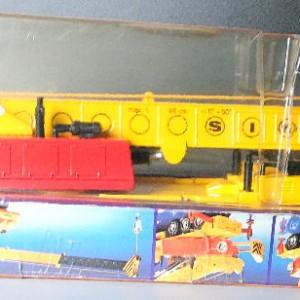 Jul 235.1 - Siku 4010 - Crane Truck (1)