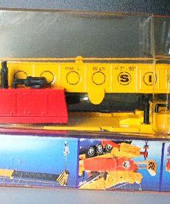 Jul 235.1 - Siku 4010 - Crane Truck