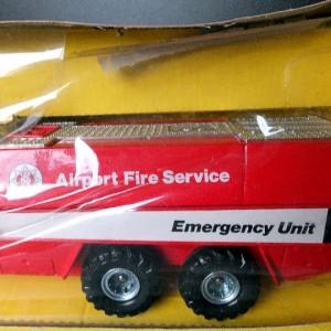 Jul 235.10  - Corgi 1118 - Chubb Pathfinder . Airport Fire Service (1)