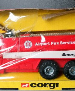 Jul 235.10  - Corgi 1118 - Chubb Pathfinder . Airport Fire Service