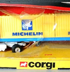 Jul 235.11  - Corgi 1108 - Michelen Truck & Trailer