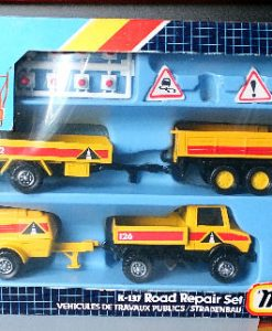 Jul 235.12  - Matchbox K137 - Road Repair Set (1)