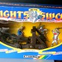 Jul 235.14  - Britains Knight of the Sword No. 7786  Ballista with 4 Storm Troopers