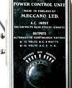 Jul 235.16  - Hornby - Marshall 11 . Power Control Unit