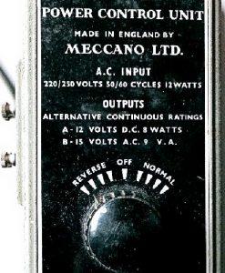 Jul 235.16  - Hornby - Marshall 11 . Power Control Unit