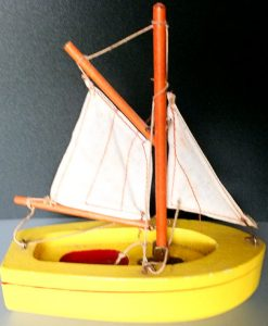 Jul 235.18 - Star Productions - 6 inch Dutch Fishing Barge (2)
