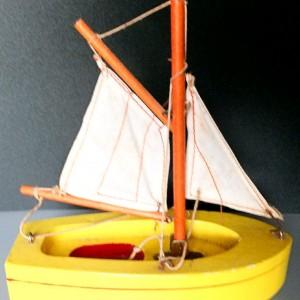 Jul 235.18 - Star Productions - 6 inch Dutch Fishing Barge (2)