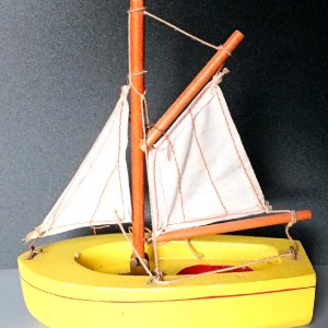 Jul 235.18 - Star Productions - 6 inch Dutch Fishing Barge