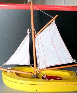 Jul 235.19 - Star Productions - 9 inch Dutch Fishing Barge (2)