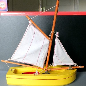 Jul 235.19 - Star Productions - 9 inch Dutch Fishing Barge
