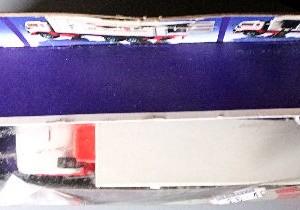 Jul 235.4 - Siku 2916 - Volvo Refigerated Truck (1)