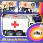 Jul 235.5 - Siku 2218 - Unimog First Aid Vehicle