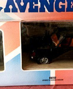 W50.13- 502.1 - Corgi 57606 Steeds Range Rover (5)