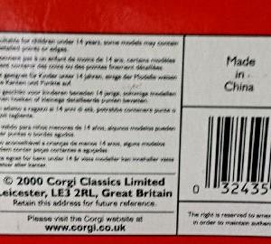 W50.13- 502.2 - Corgi 57405 Gambits Jaguar XJ (6)