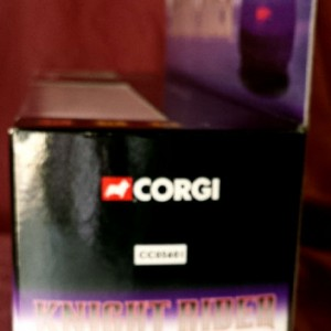 W50.15- 210  . Corgi CC05601 .Knight Rider Kitt (2)