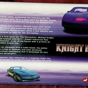 W50.15- 210  . Corgi CC05601 .Knight Rider Kitt (4)