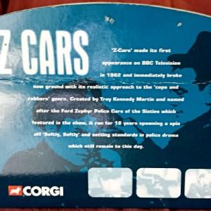 Wil 741-30 - Corgi 00502 . Z Cars (2)