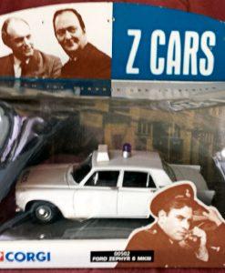 Wil 741-30 - Corgi 00502 . Z Cars