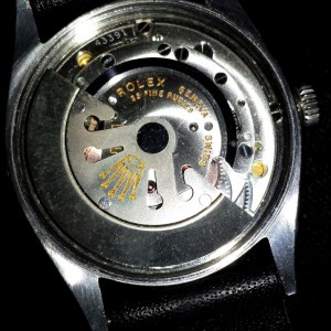 L643 Rolex Airking 25J Super Precision with Butterfly Rotor - 1958 1v (7)