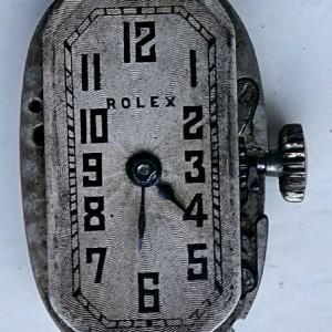 L644 - Rolex Prima . 18ct White Gold . 1924 (28)