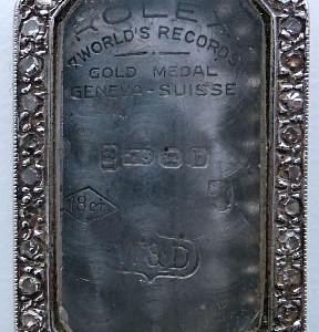 L644 - Rolex Prima . 18ct White Gold . 1924 (3)