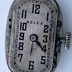 L644 - Rolex Prima . 18ct White Gold . 1924