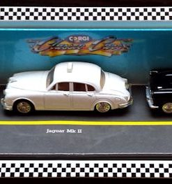 W50.12-486 -Corgi Vanguards D75.1 Police Cars of the 1960s  Collection (11)