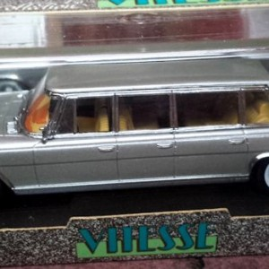W273-1.4 . Vitesse 033 Mercedes 600 1965 Silver (4)