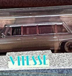 W273-1.4 . Vitesse 033 Mercedes 600 1965 Silver (7)