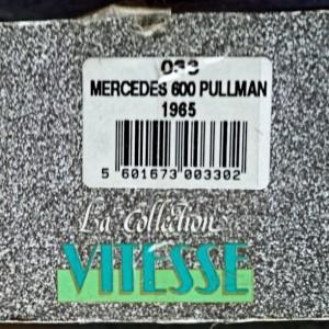 W273-1.5 . Vitesse 033 Mercedes 600 1965 Black (7)