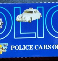 W50.12-486 -Corgi Vanguards D75.1 Police Cars of the 1960s  Collection (1)