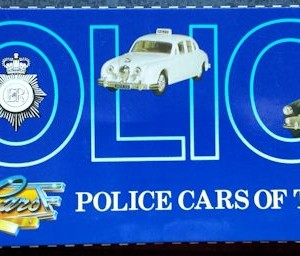 W50.12-486 -Corgi Vanguards D75.1 Police Cars of the 1960s  Collection (2)
