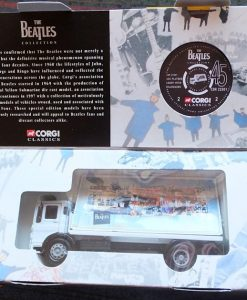 W50.2 - 672. 3 Corgi  22301 Beatles AEC Flatbed Lorry with Billboards  (14)